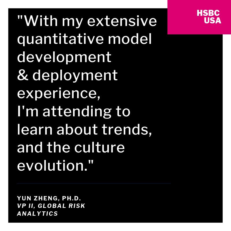 Attendee Quote -  HSBC USA