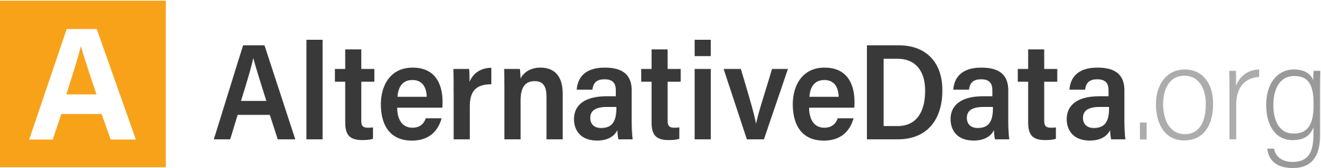 AlternativeData.org Logo
